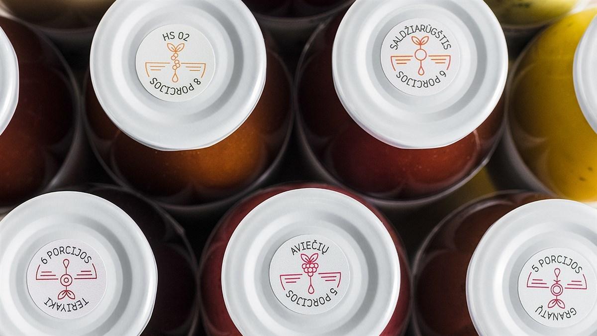 TakeWay健康食品包装 欣赏-第8张