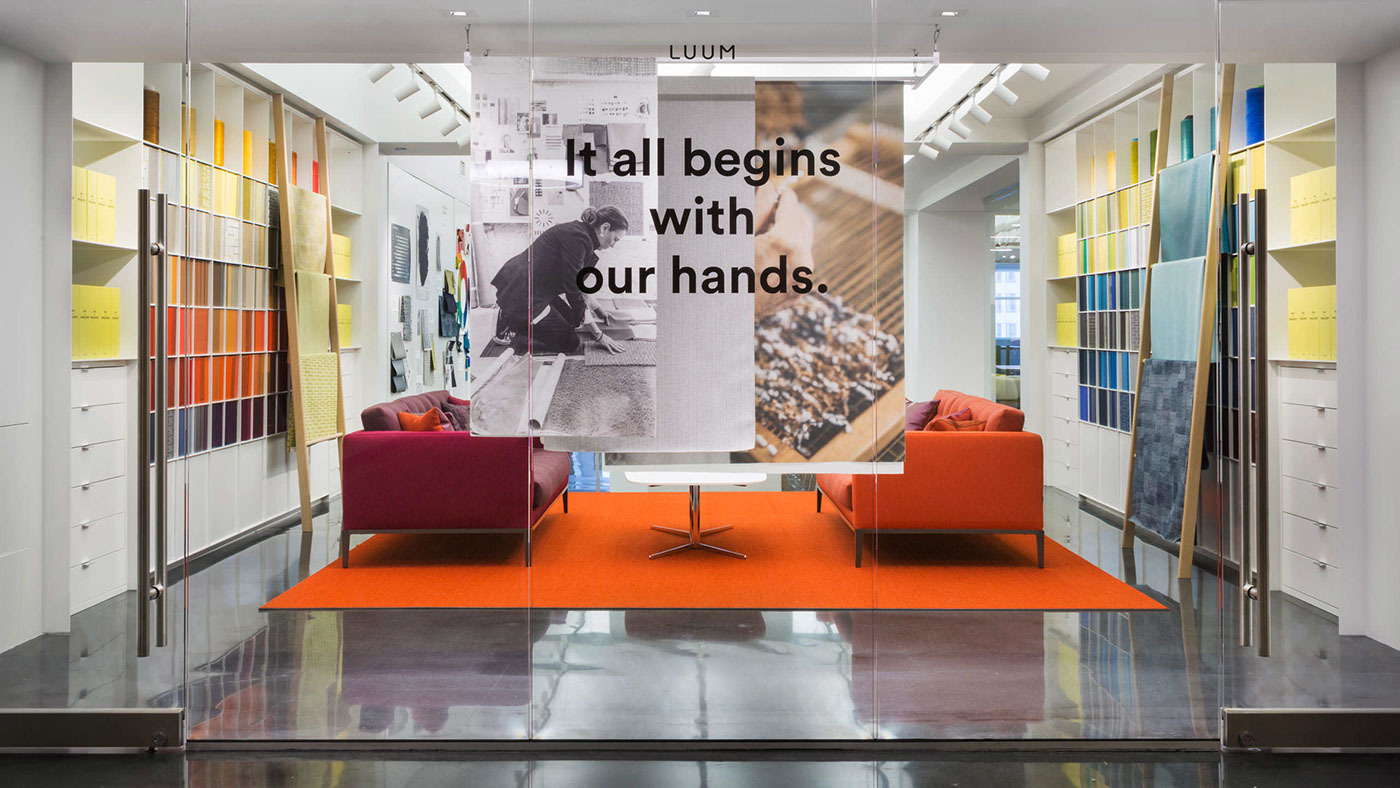 Luum纺织店品牌形象视觉设计 欣赏-第23张