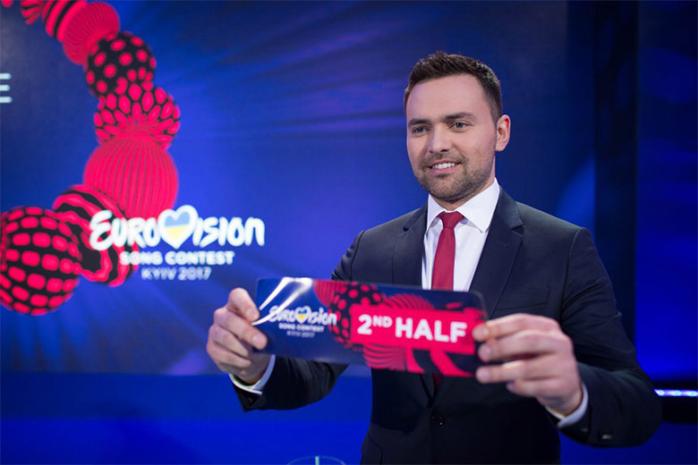2017年欧洲歌唱大赛视觉形象设计 欣赏-第5张