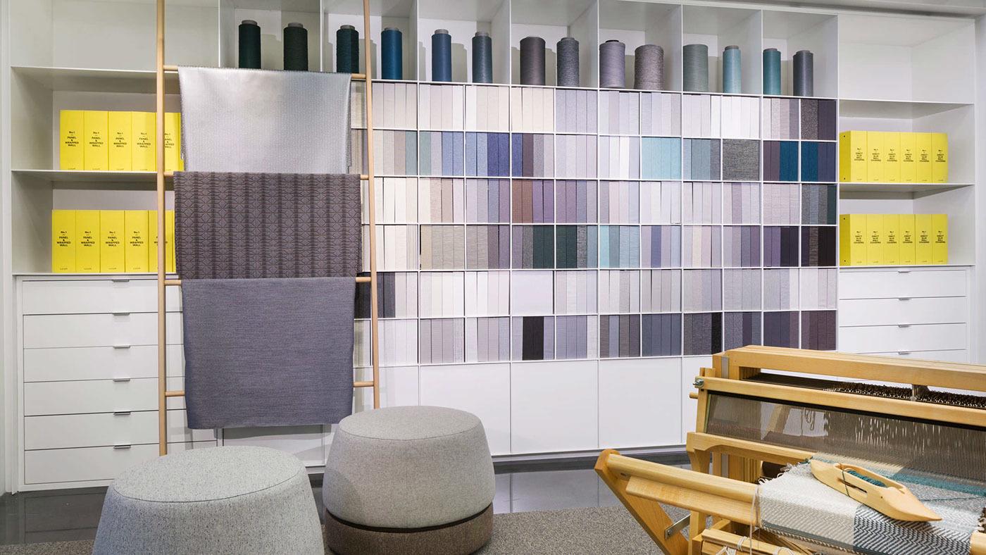 Luum纺织店品牌形象视觉设计 欣赏-第26张