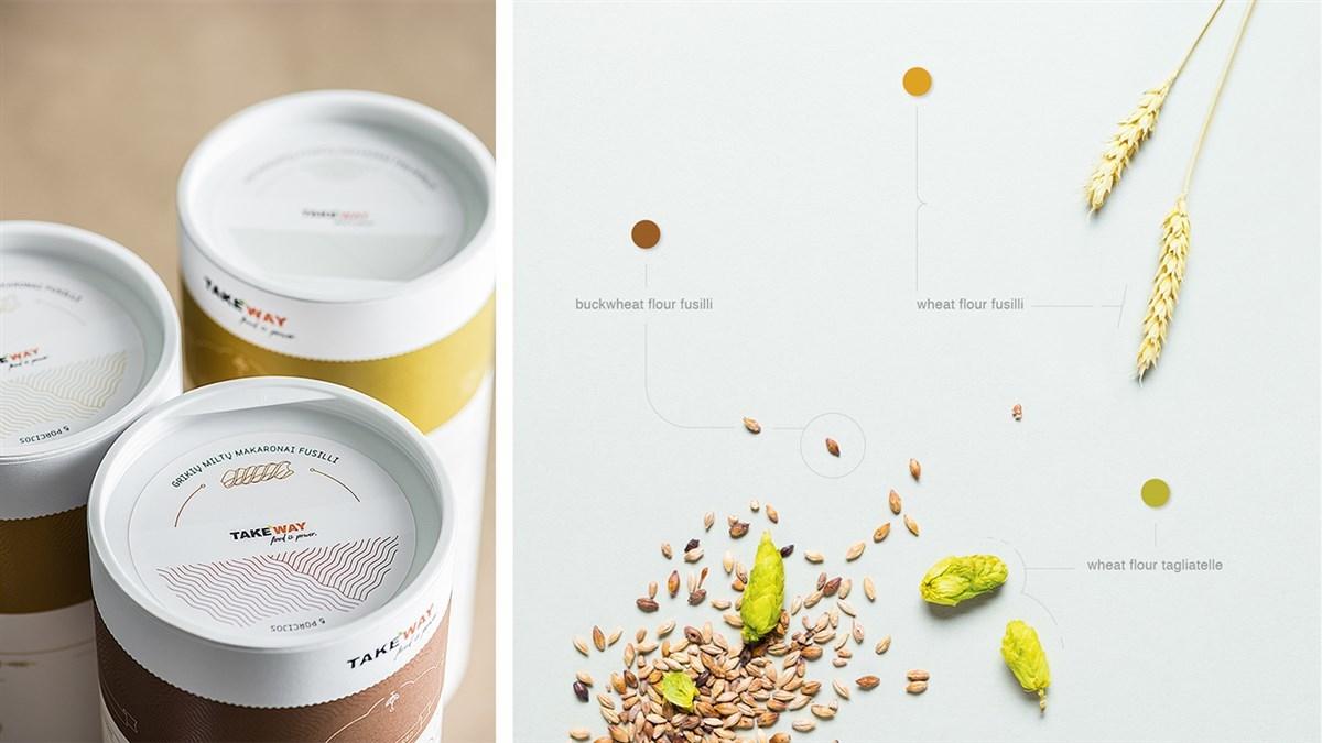 TakeWay健康食品包装 欣赏-第16张
