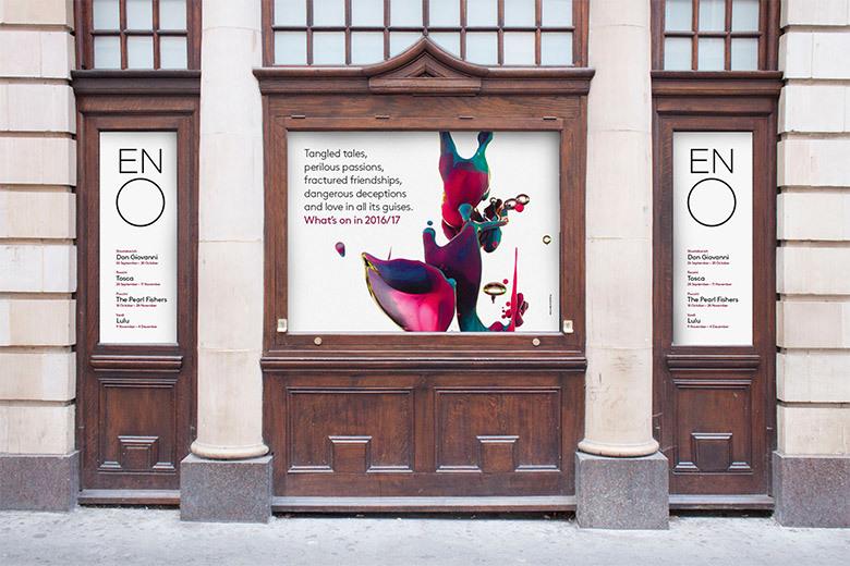 英国国家歌剧院重塑品牌形象设计 欣赏-第11张