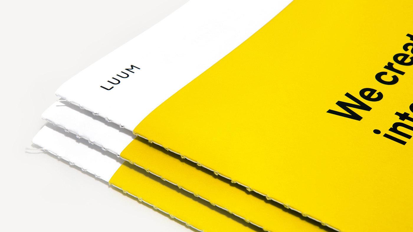 Luum纺织店品牌形象视觉设计 欣赏-第11张