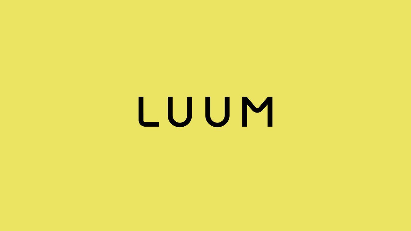 Luum纺织店品牌形象视觉设计 欣赏-第5张