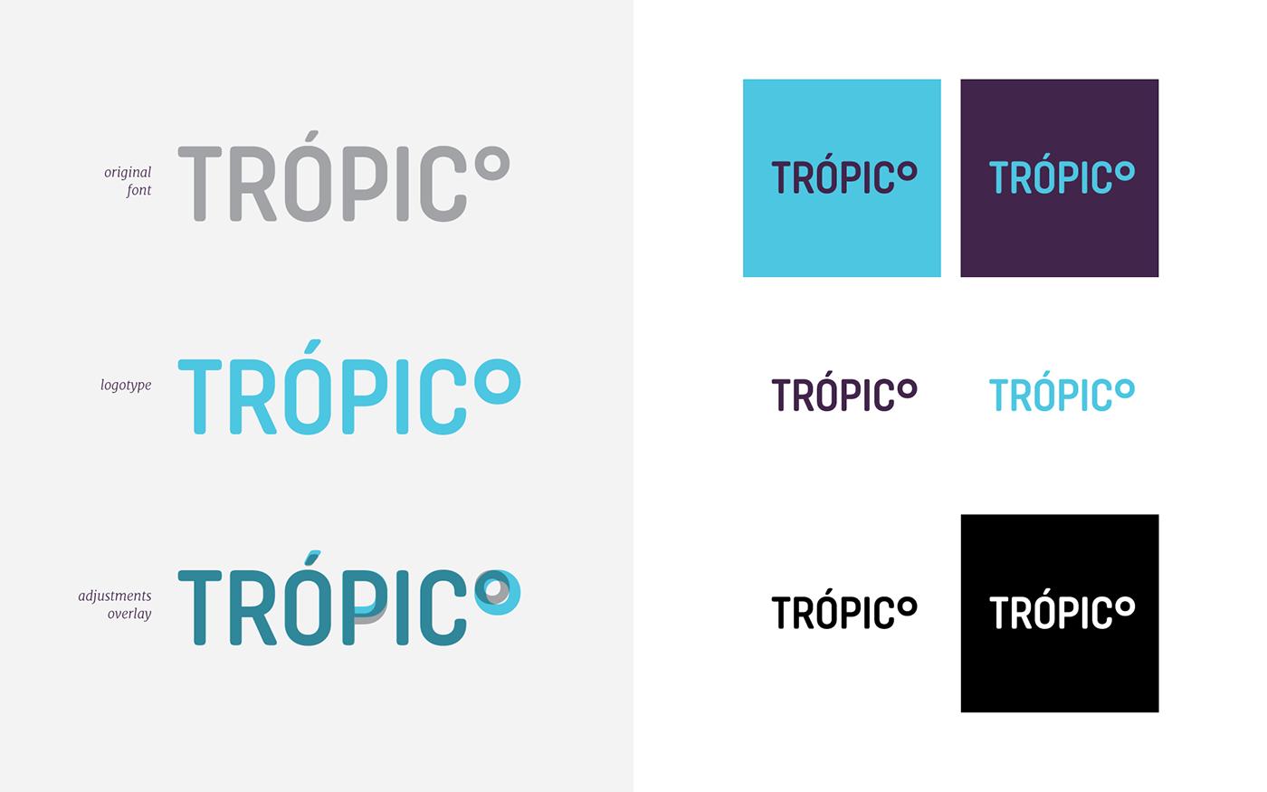 音像公司Trópico品牌设计 欣赏-第5张