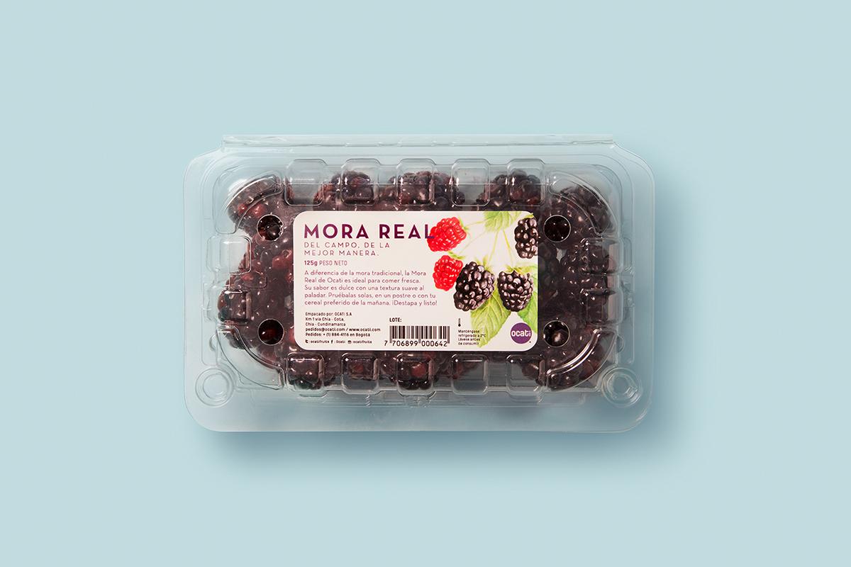Ocati水果包装设计 欣赏-第5张