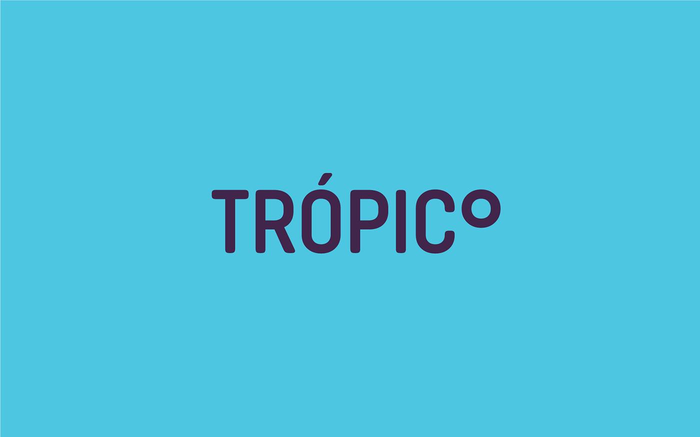音像公司Trópico品牌设计 欣赏-第4张