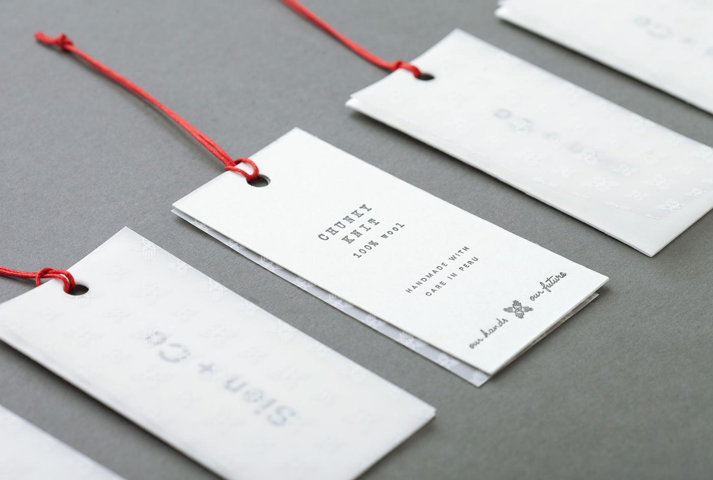 Sien+Co手工针织服饰品牌 欣赏-第15张