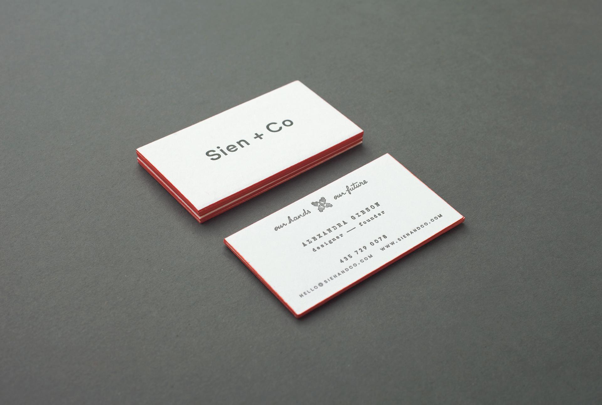 Sien+Co手工针织服饰品牌 欣赏-第2张