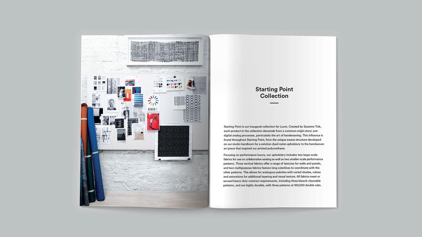 Luum纺织店品牌形象视觉设计 欣赏-第14张