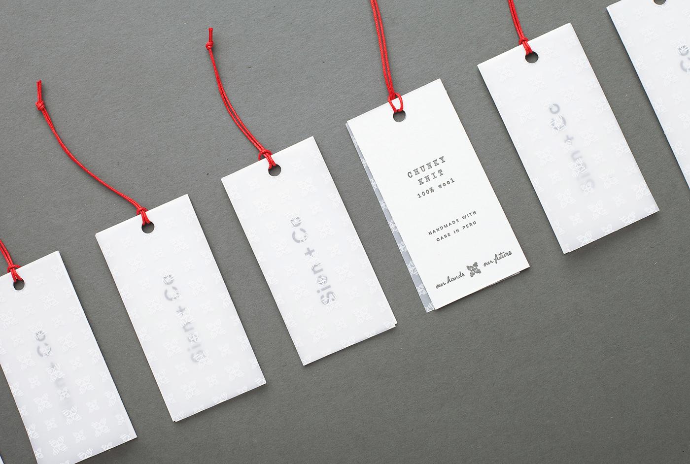 Sien+Co手工针织服饰品牌 欣赏-第14张
