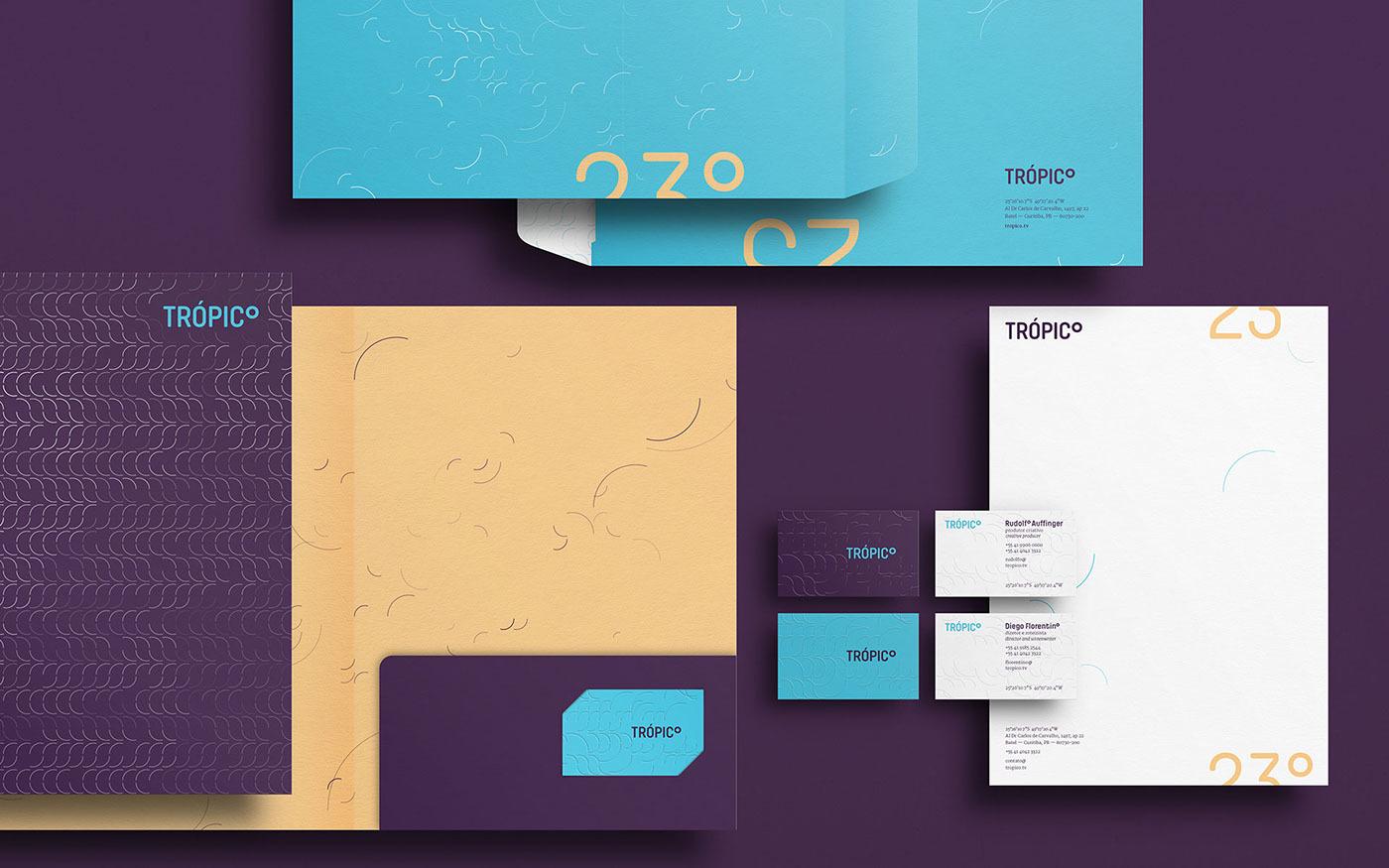 音像公司Trópico品牌设计 欣赏-第14张