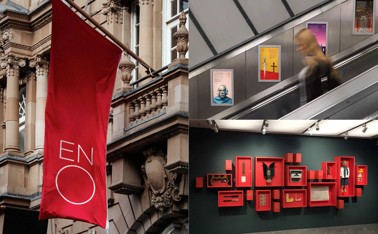 英国国家歌剧院重塑品牌形象设计 欣赏-第12张