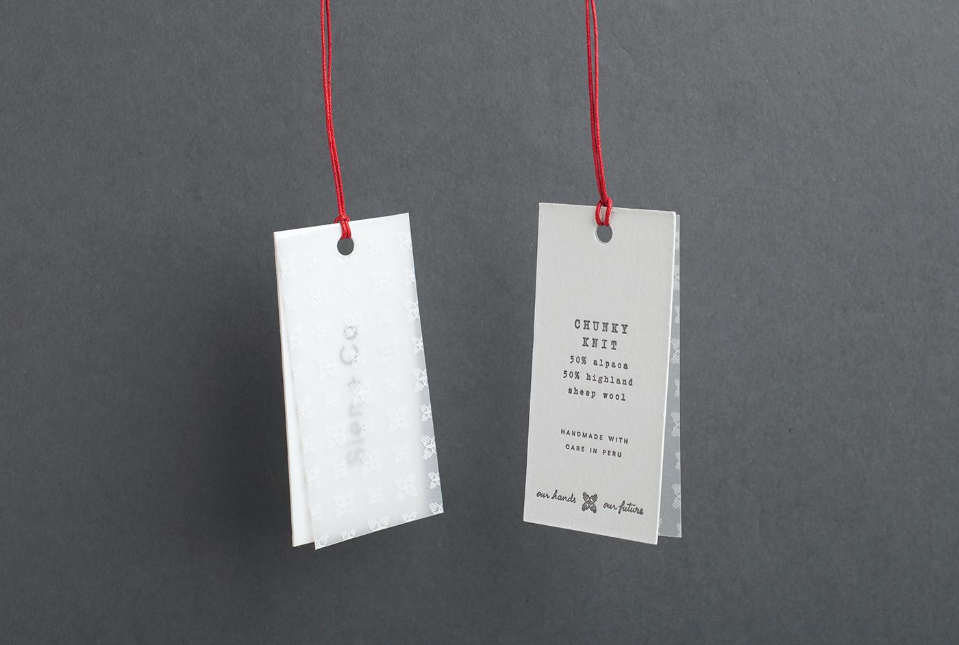 Sien+Co手工针织服饰品牌 欣赏-第16张