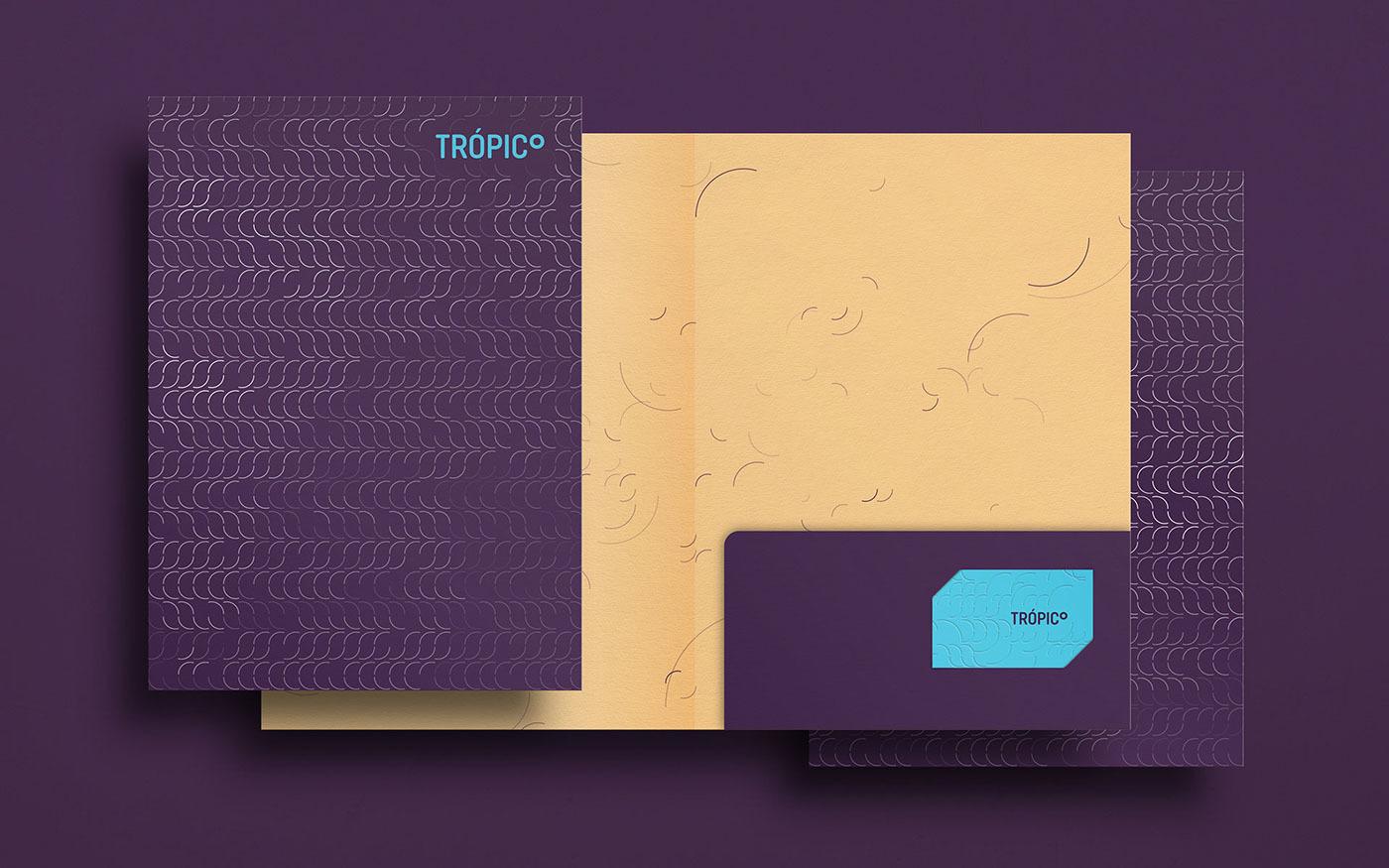音像公司Trópico品牌设计 欣赏-第16张
