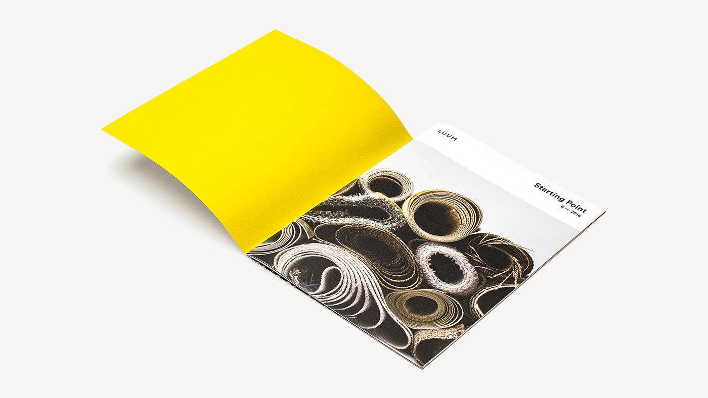 Luum纺织店品牌形象视觉设计 欣赏-第10张