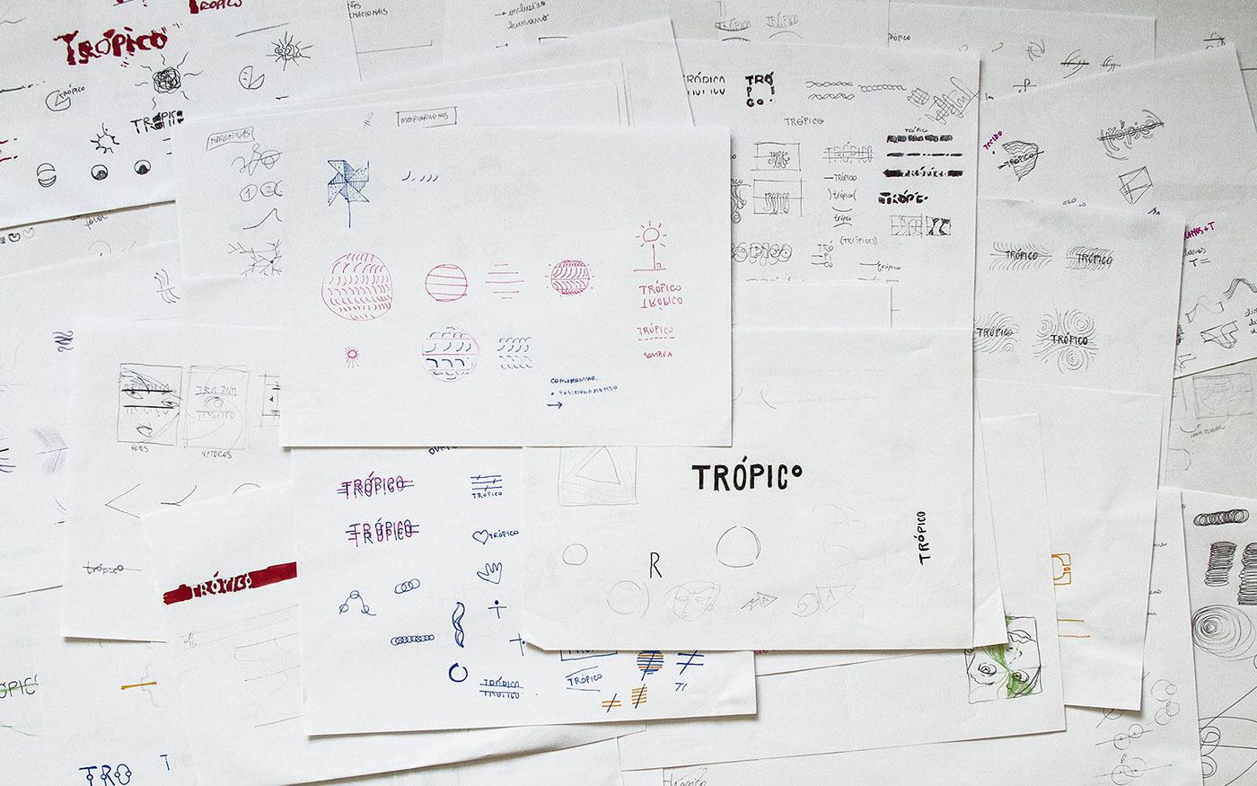 音像公司Trópico品牌设计 欣赏-第3张