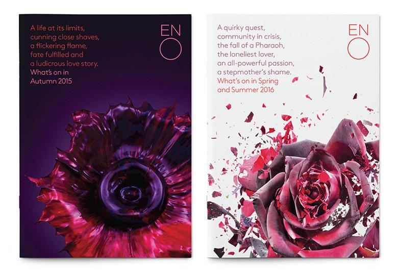 英国国家歌剧院重塑品牌形象设计 欣赏-第6张