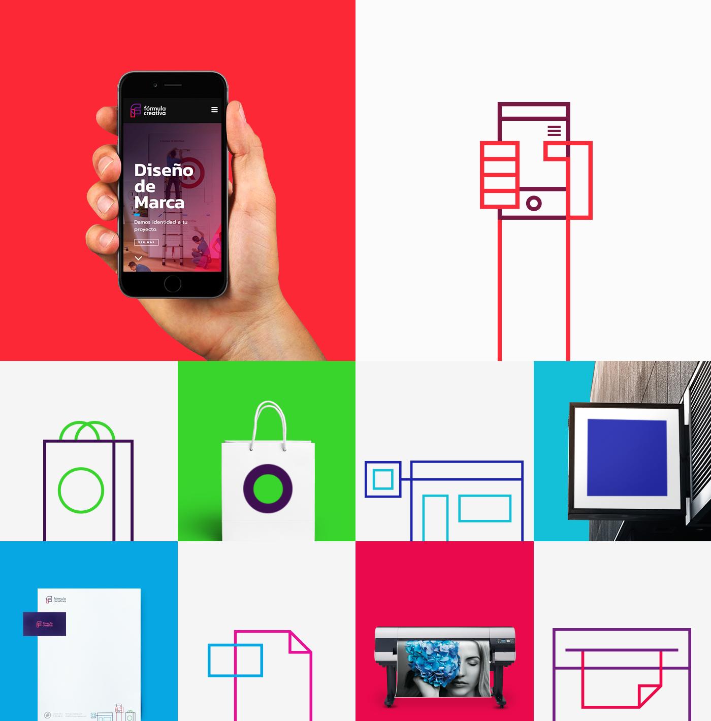 墨西哥设计工作室 Fórmula Creativa 品牌视觉设计 欣赏-第9张