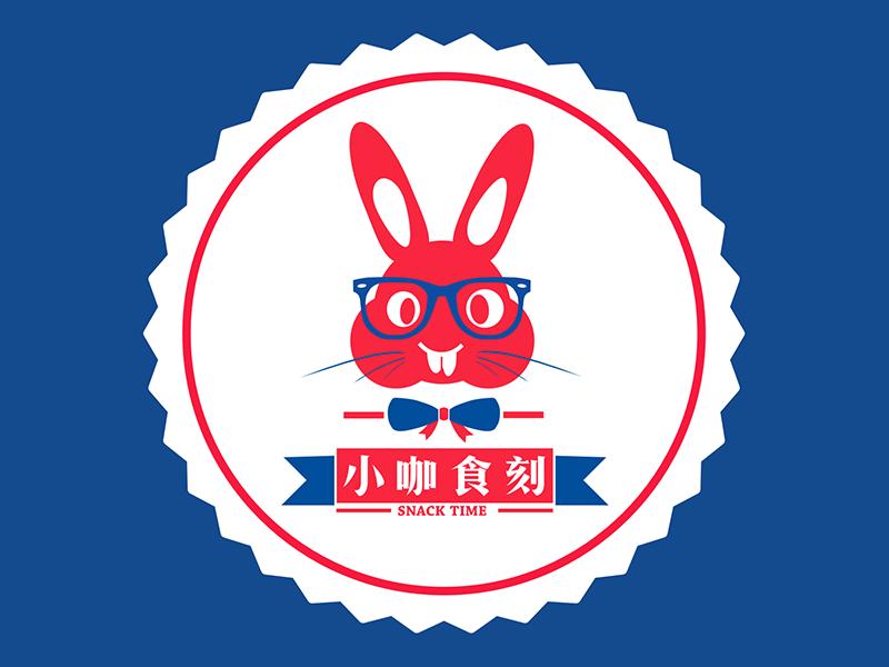 兔子元素logo 欣赏-第43张