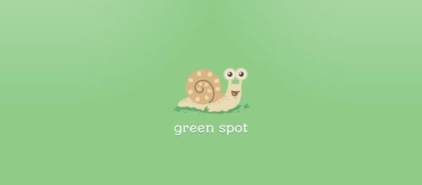 蜗牛元素logo 欣赏-第21张