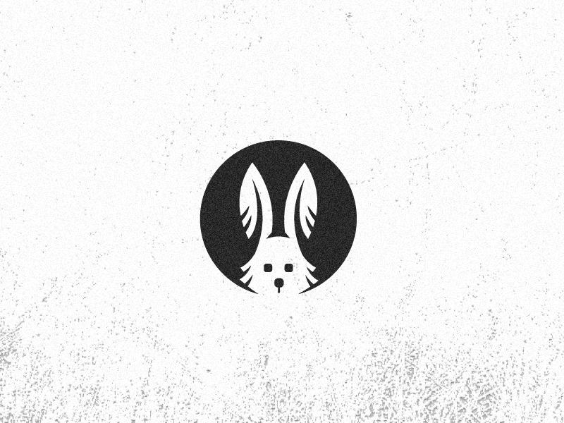 兔子元素logo 欣赏-第19张