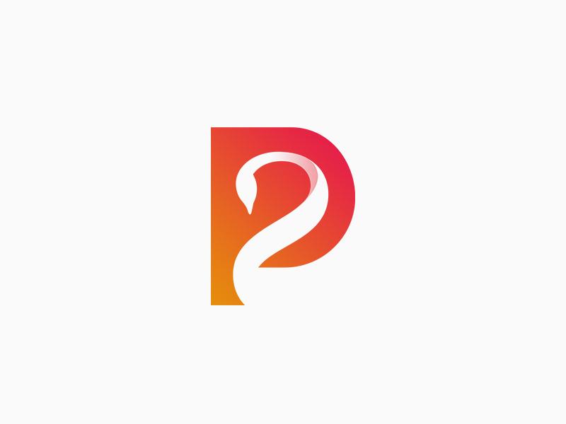 天鹅元素logo 欣赏-第24张