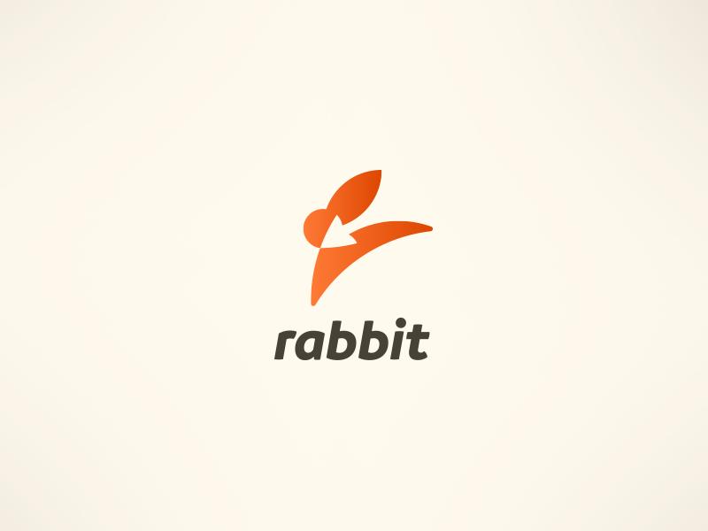 兔子元素logo 欣赏-第30张