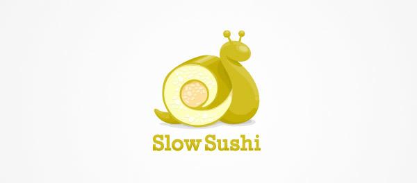 蜗牛元素logo 欣赏-第13张