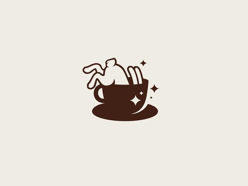 兔子元素logo 欣赏-第26张