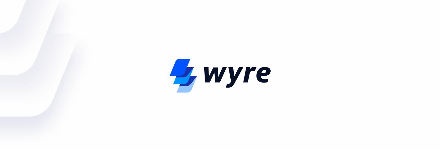 Wyre支付系统品牌设计 欣赏-第1张