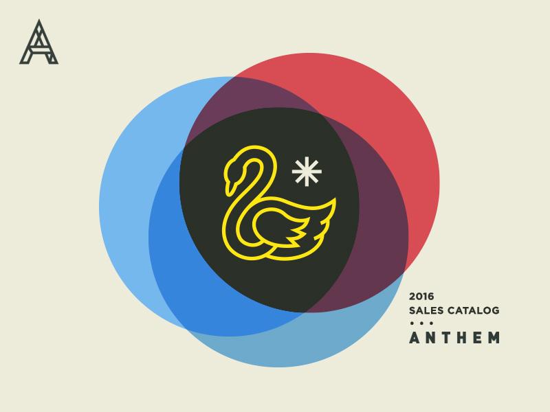 天鹅元素logo 欣赏-第1张