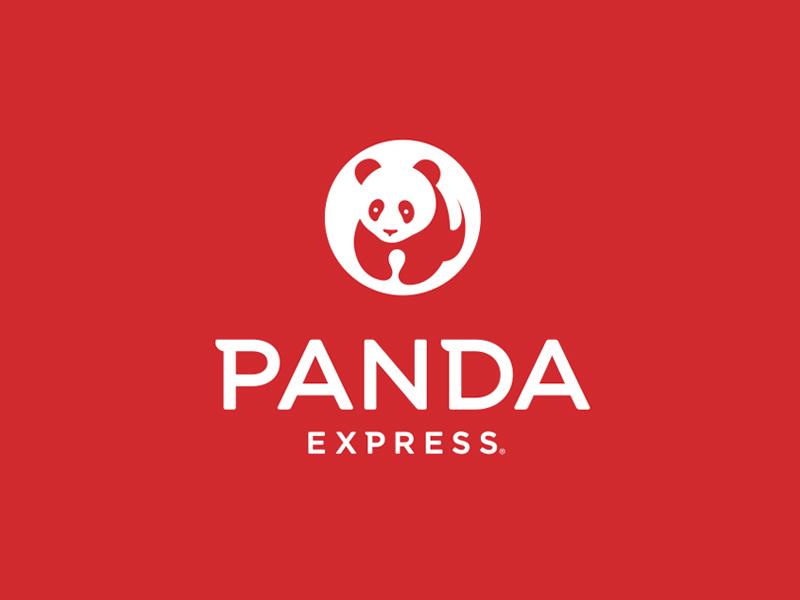 熊猫元素logo 欣赏-第2张
