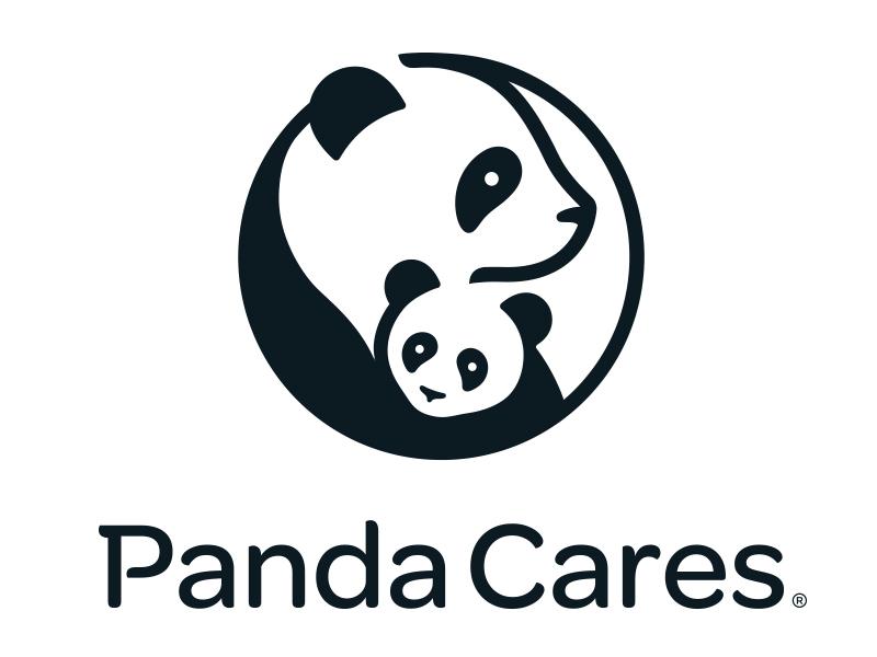熊猫元素logo 欣赏-第14张
