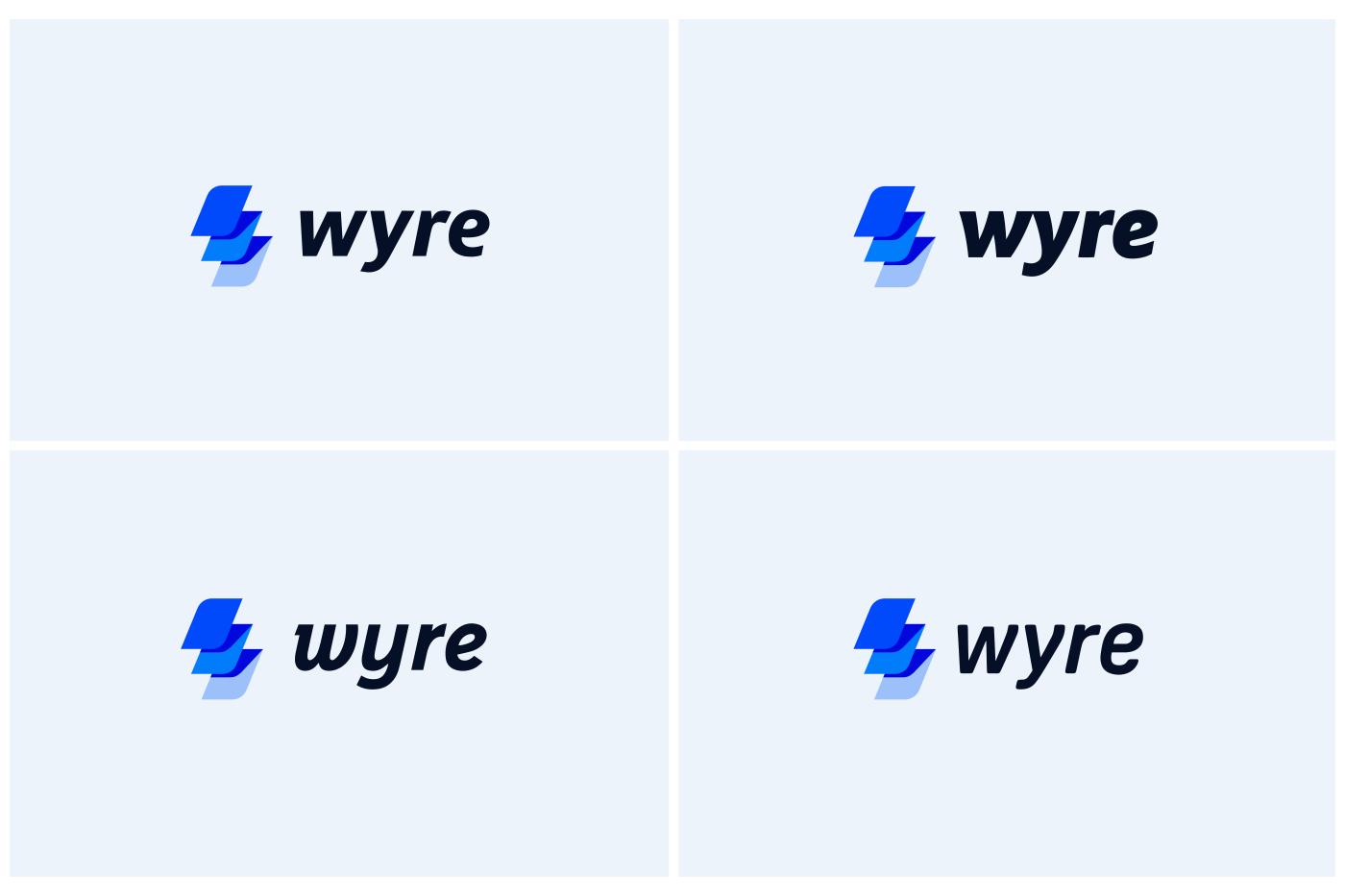 Wyre支付系统品牌设计 欣赏-第14张