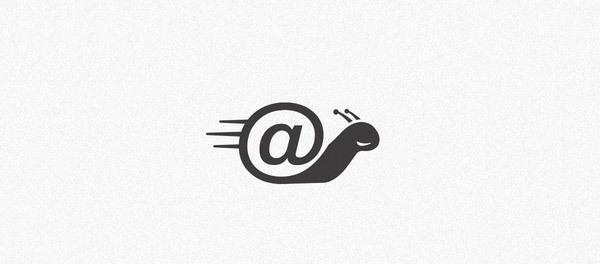 蜗牛元素logo 欣赏-第5张