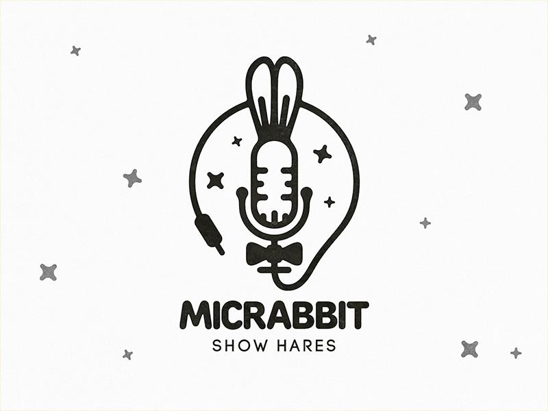 兔子元素logo 欣赏-第22张