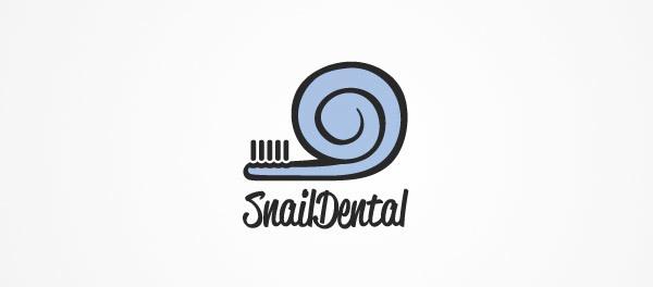蜗牛元素logo 欣赏-第11张