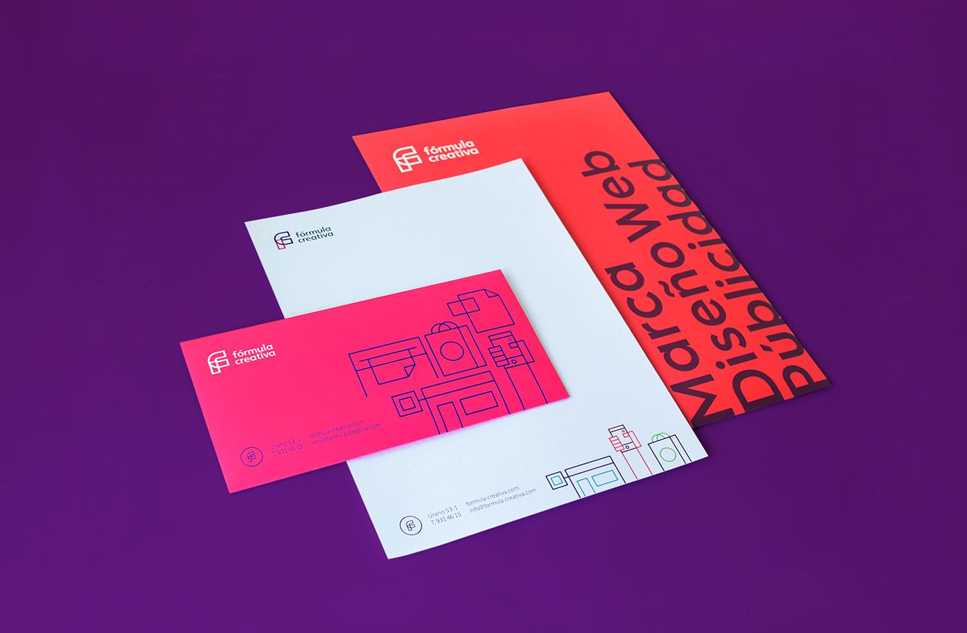 墨西哥设计工作室 Fórmula Creativa 品牌视觉设计 欣赏-第12张