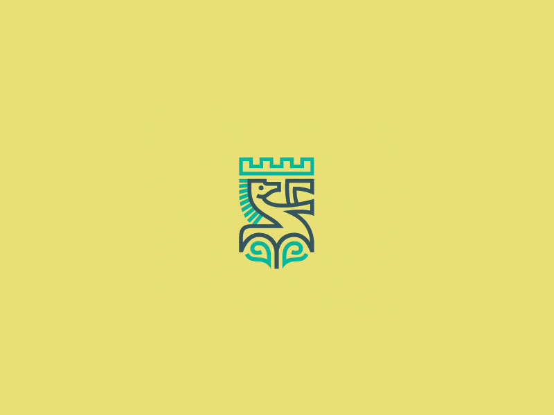 马元素logo 欣赏-第1张