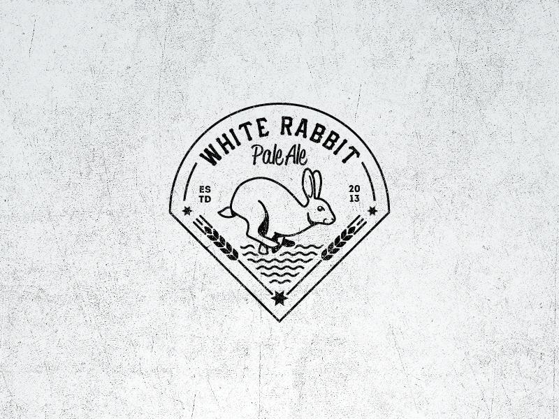 兔子元素logo 欣赏-第39张