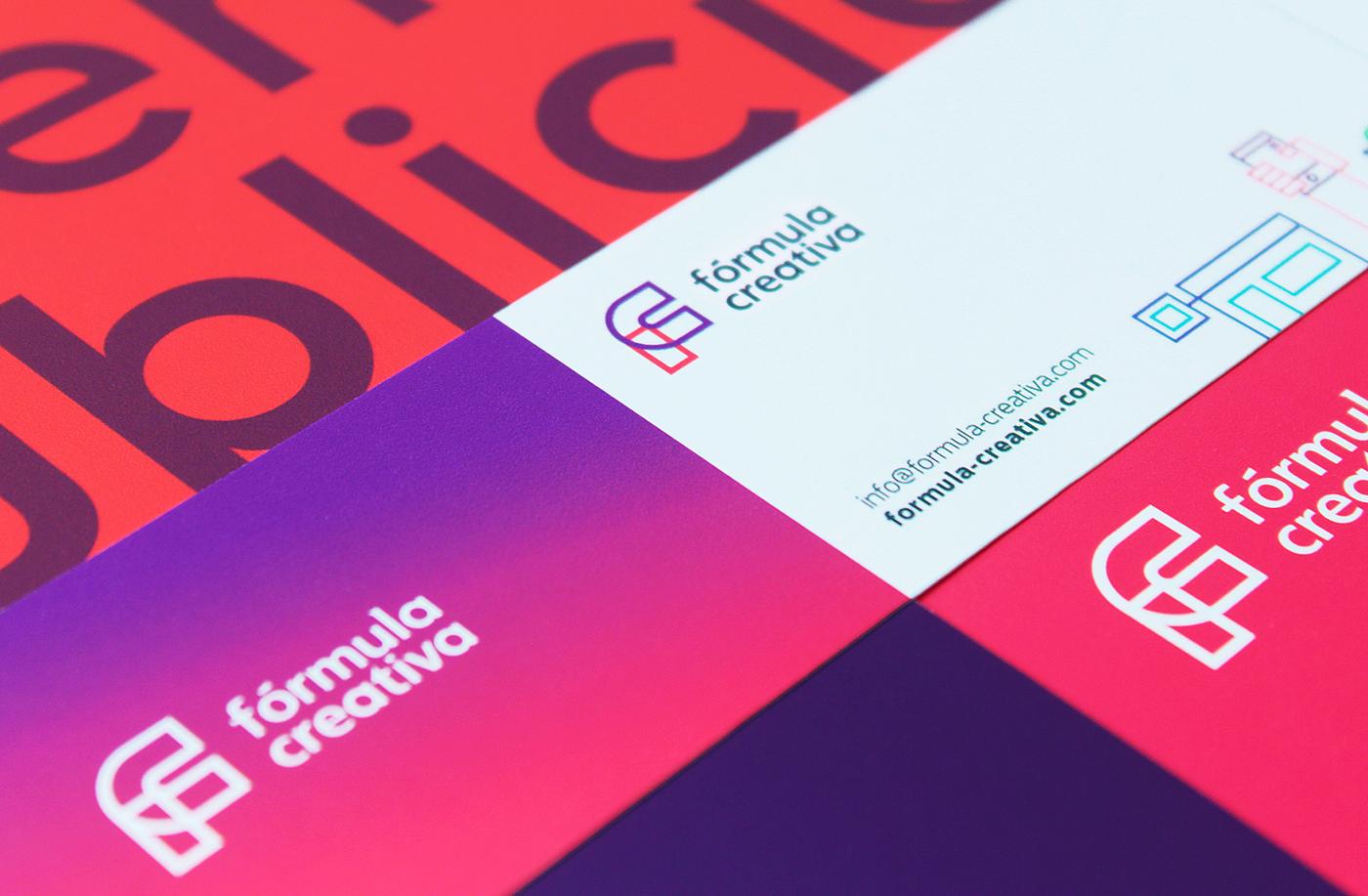 墨西哥设计工作室 Fórmula Creativa 品牌视觉设计 欣赏-第7张