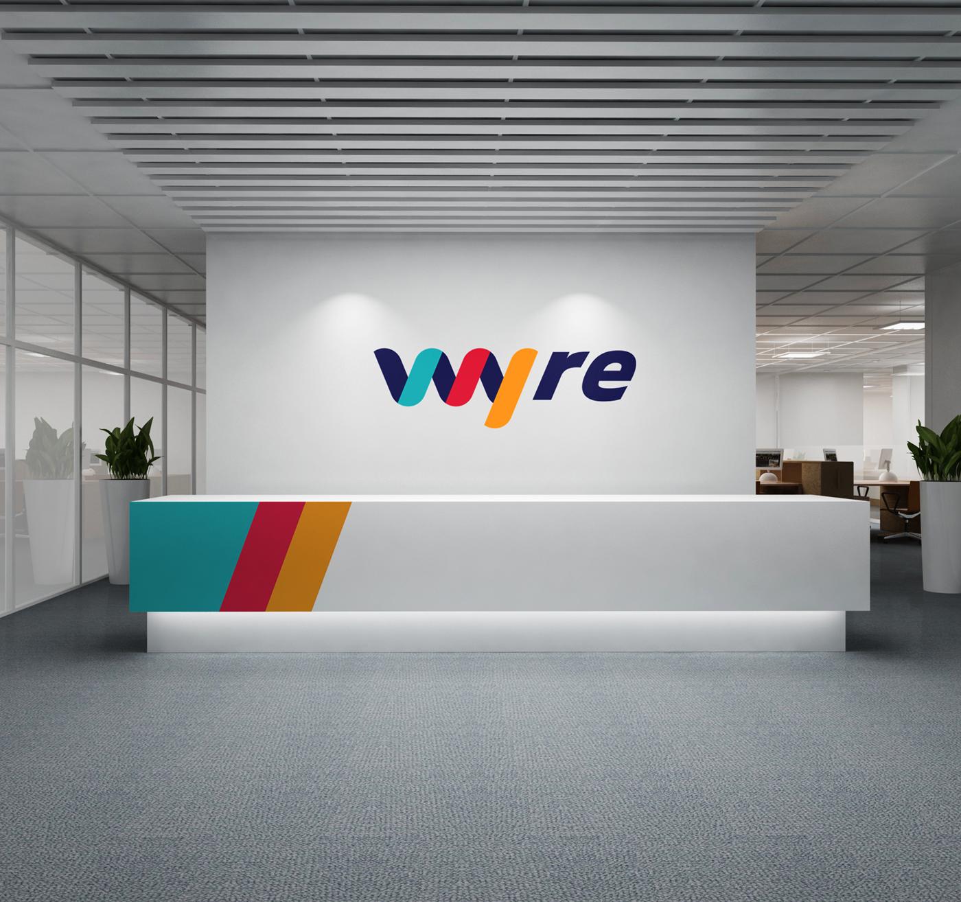 Wyre支付系统品牌设计 欣赏-第8张