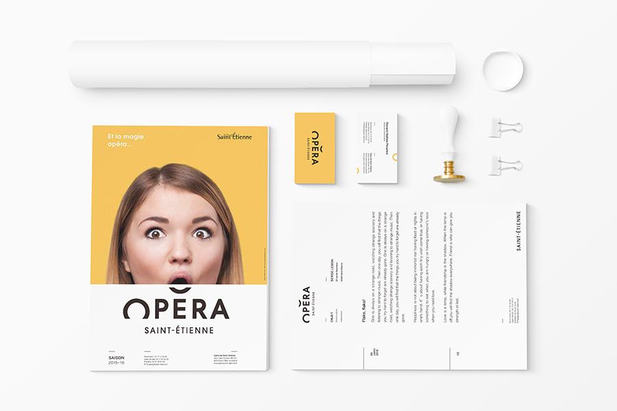 荷兰Opera建筑高清极简VI PSD 模板-第6张