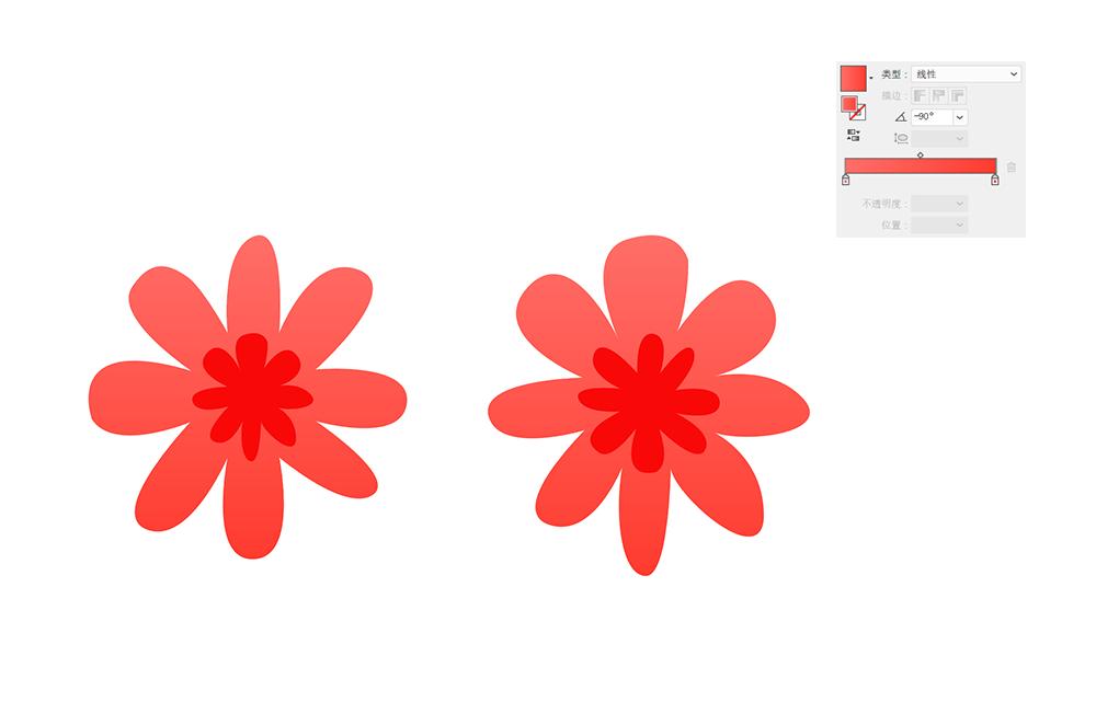 用AI绘制矢量花丛文字 教程-第2张