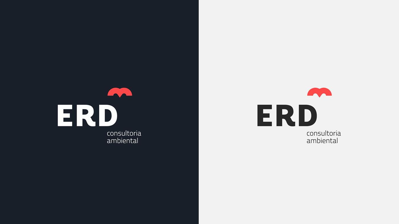 ERD环境咨询公司形象设计 欣赏-第5张