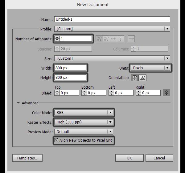 理解 Adobe Illustrator的网格系统 文章-第3张