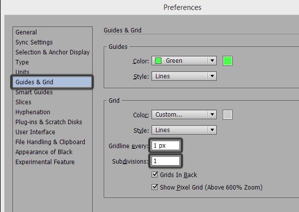 理解 Adobe Illustrator的网格系统 文章-第9张