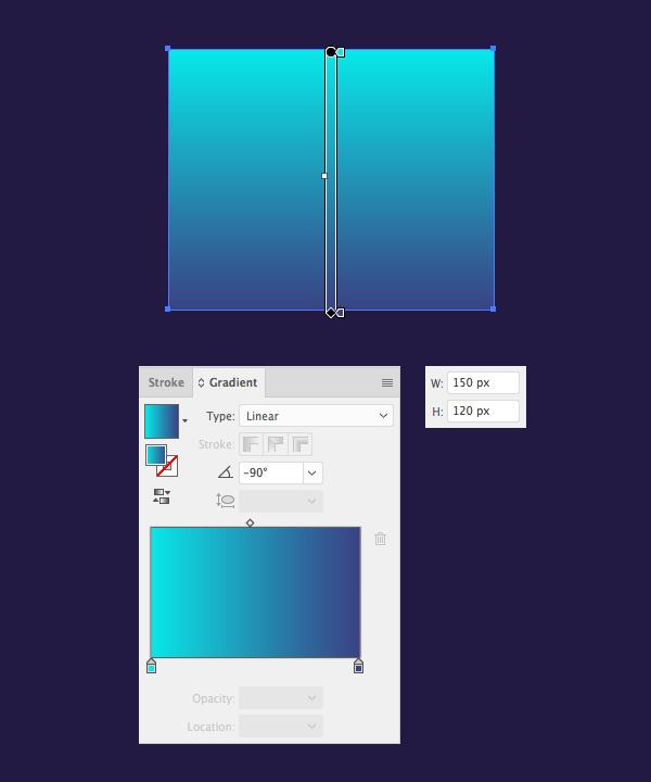 只要10个步骤在Adobe Illustrator中绘制可爱的发光水母 教程-第3张