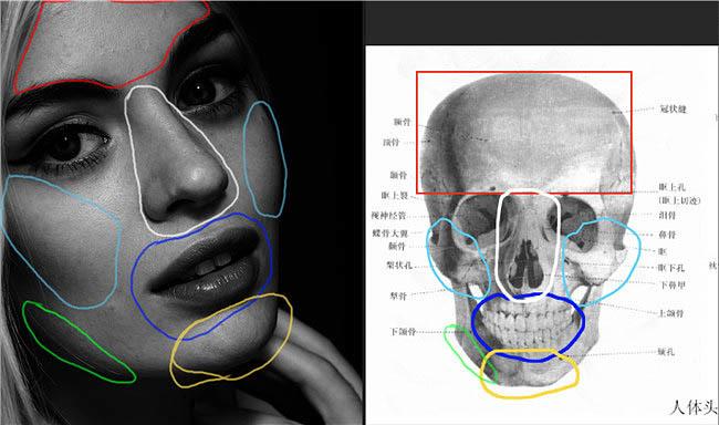 Ps用中性灰磨皮塑造剔透的人物肤色 教程-第7张